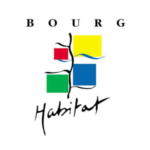 logo Bourg Habitat pour Timelapse Go'