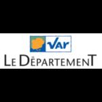 Logo Le Var département pour Timelapse Go'