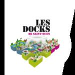 Logo les Docks de Saint-Ouen pour Timelapse Go'