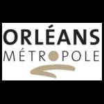 Logo métropole d'Orléans pour pour Timelapse Go'