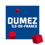 Logo Dumez IDF pour TimeLapse Go'